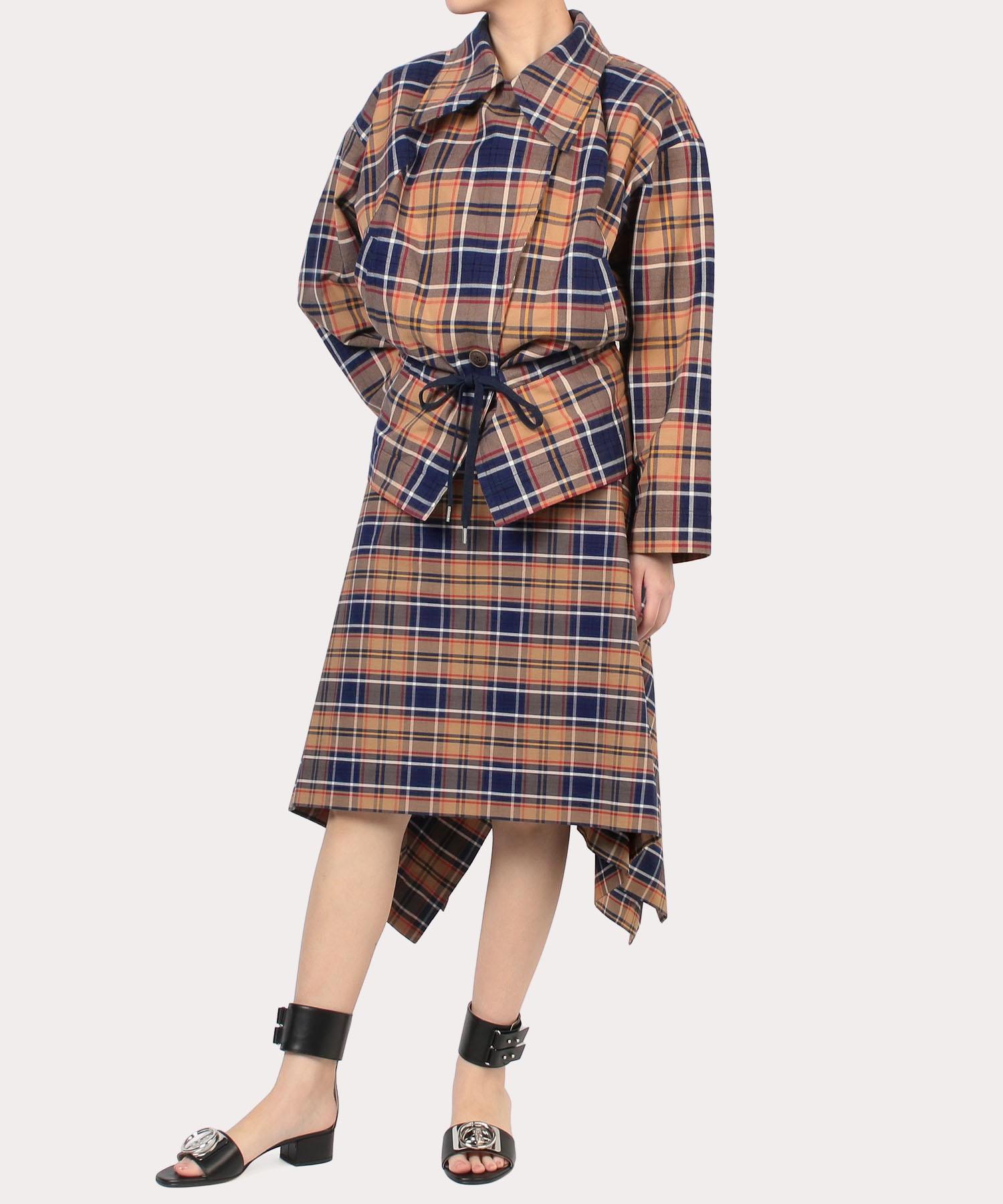 タータンチェック スカート