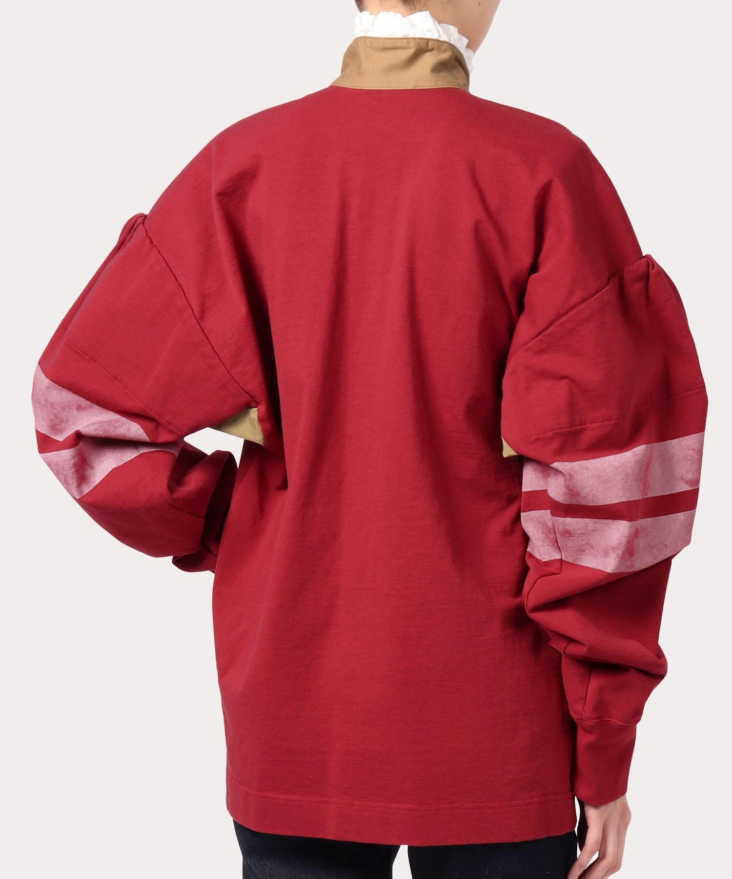 オージープリント ラグビーシャツ