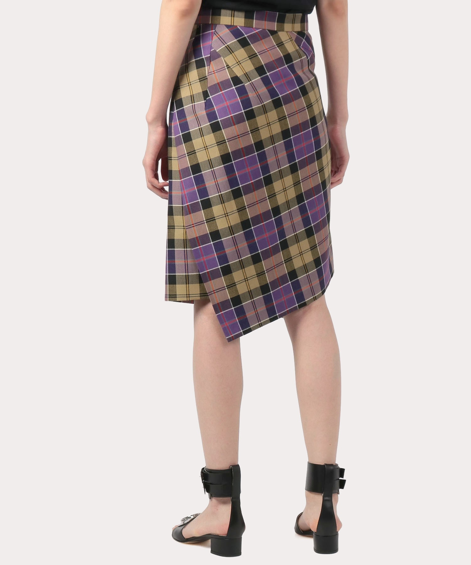 TARTAN INFINITY スカート