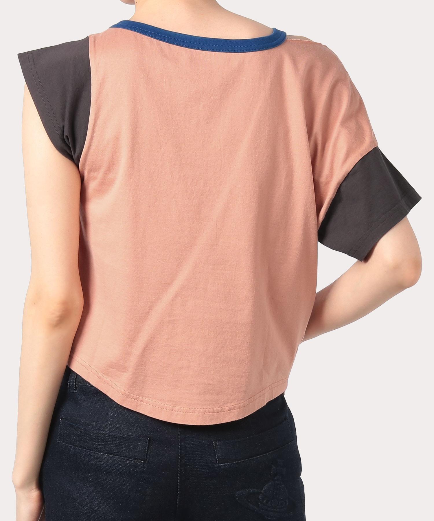 ダンシングORB カラーブロック Tシャツ