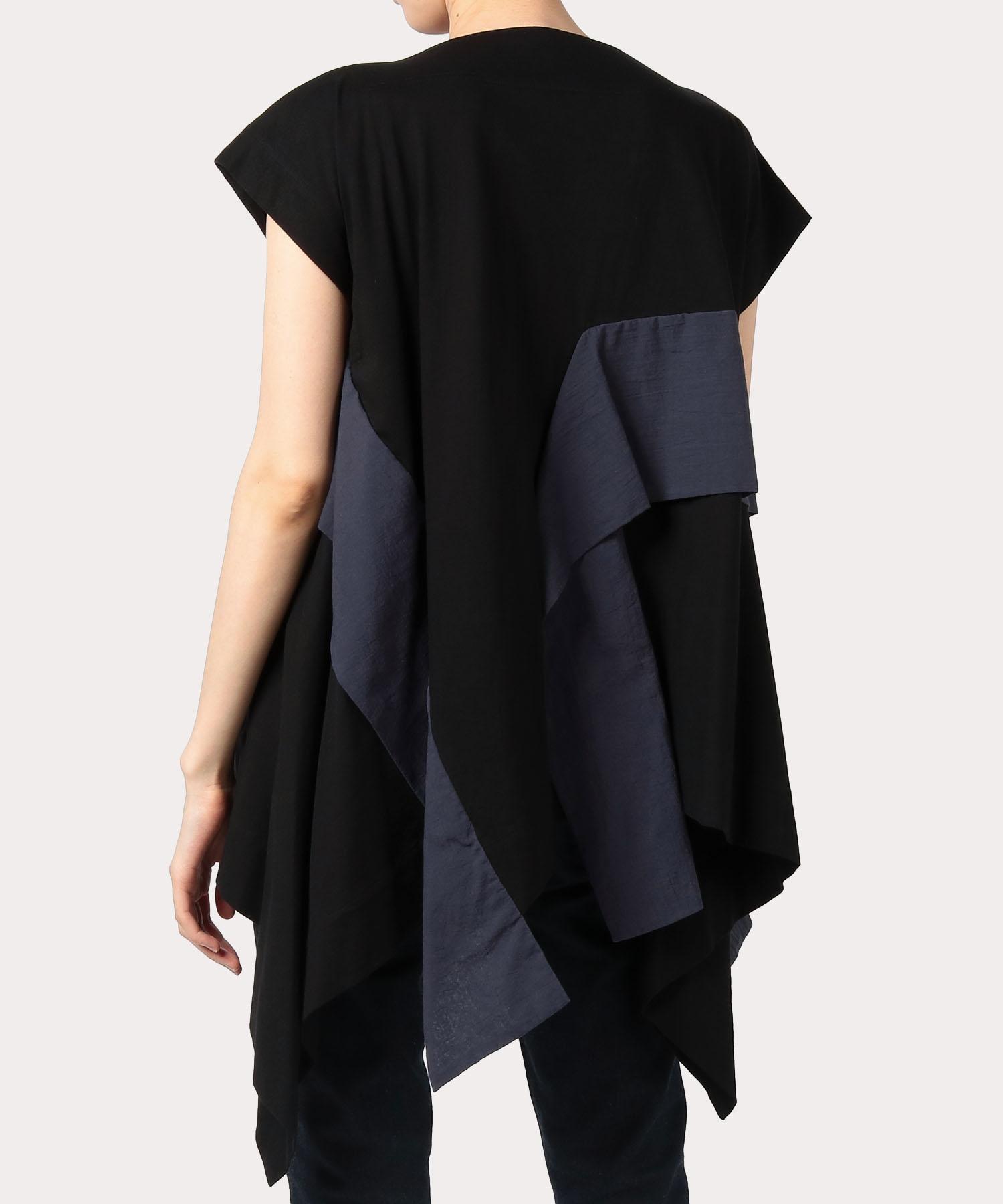 レクタングルブロッキング Tシャツ