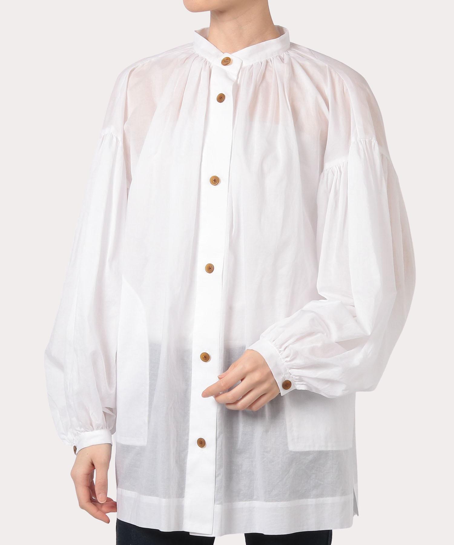 ビンテージワッシャー ソフトボンデージシャツ