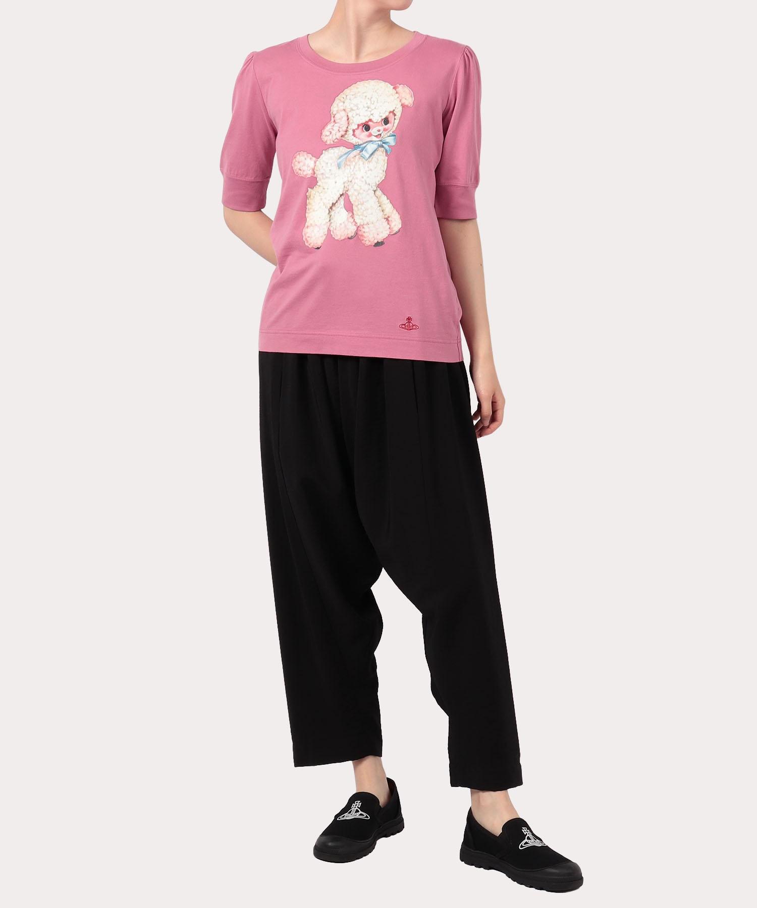 オンラインショップ限定カラー コットンラム 半袖Tシャツ