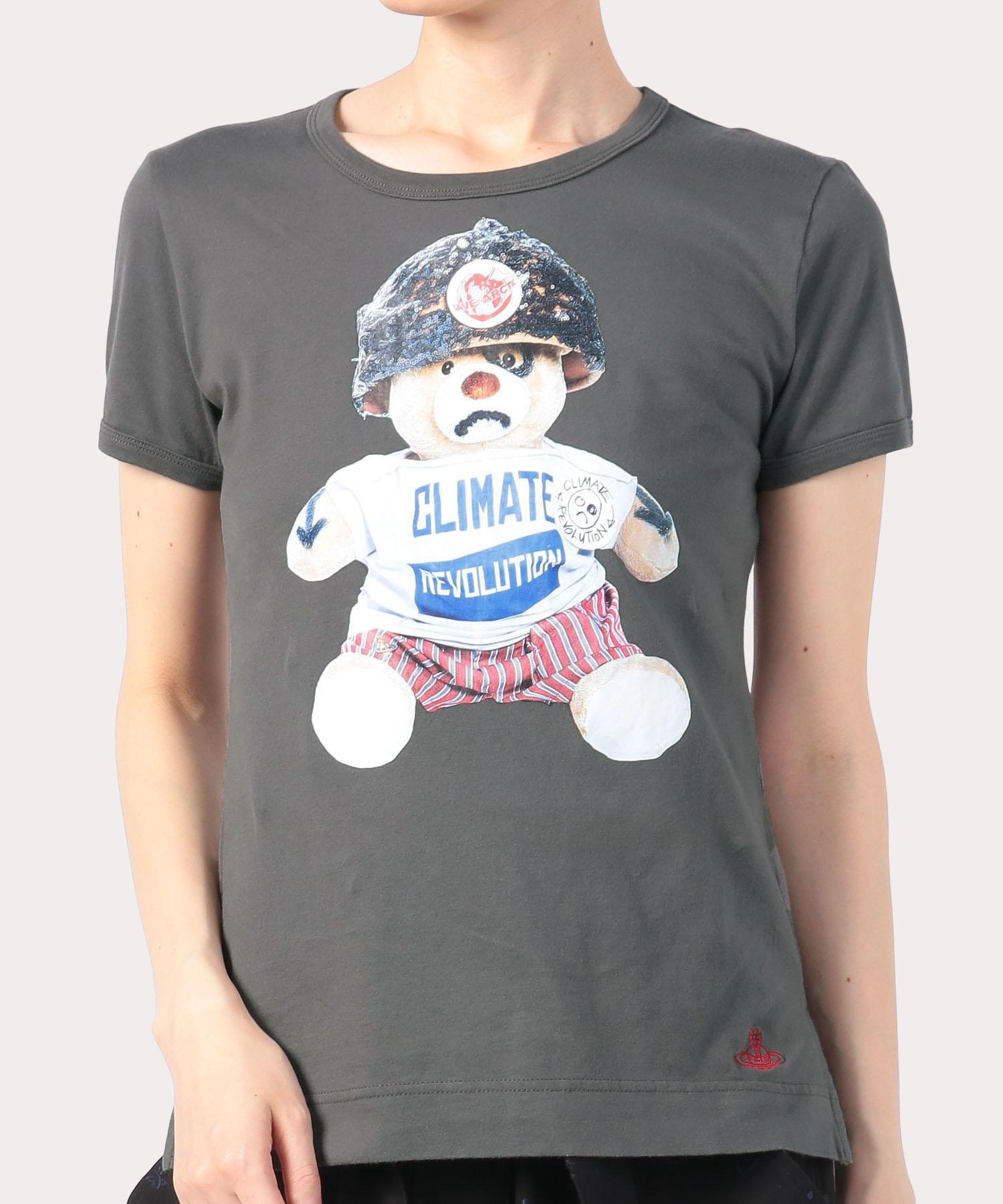 クライメイトレボリューションベア クラシックTシャツ