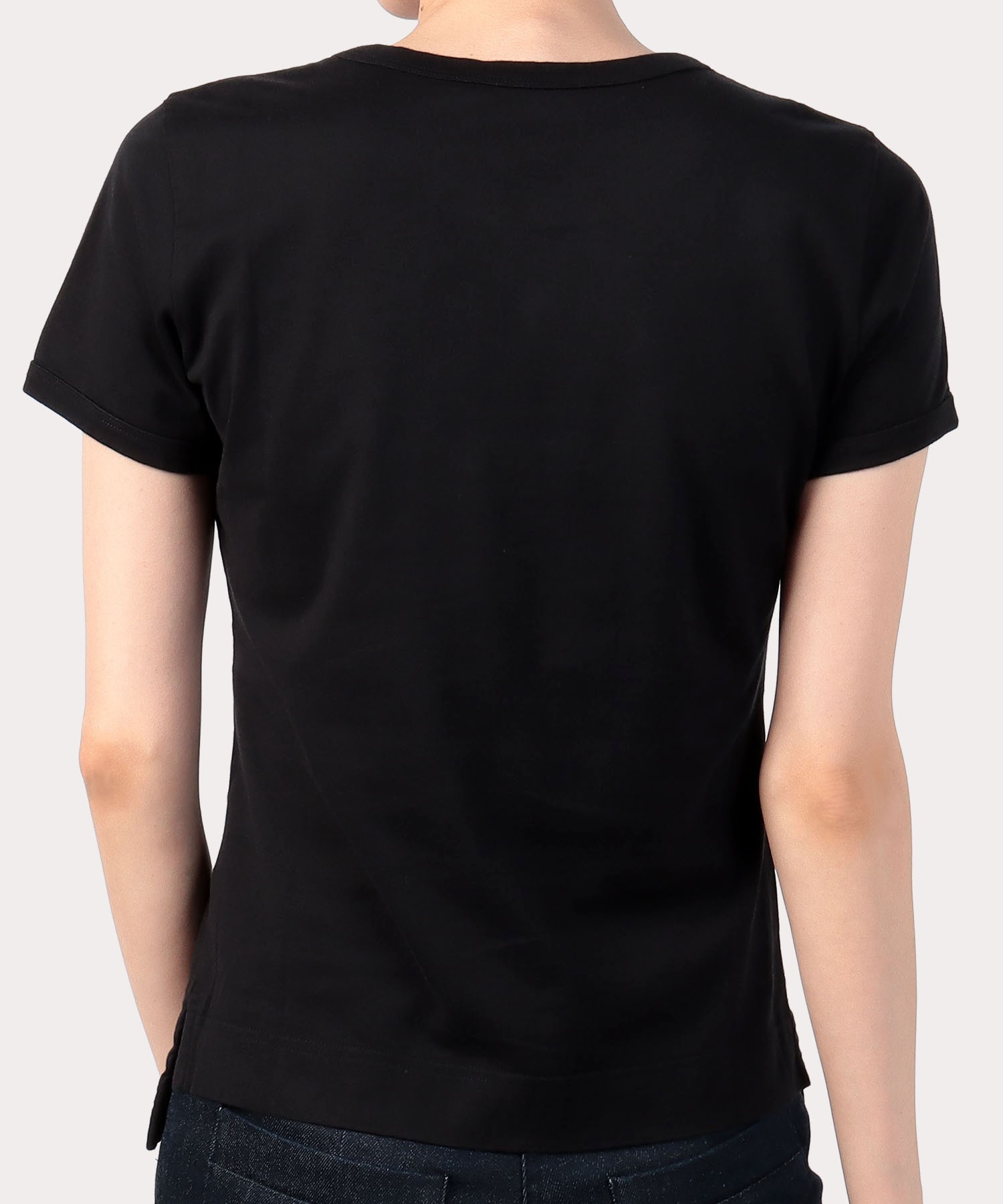 タグプリント クラシックTシャツ