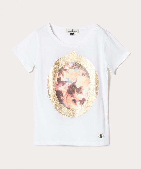 ORB FRAME Tシャツ