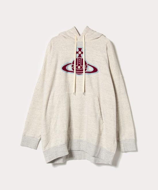 サガラ刺繍ORB フーディワンピース