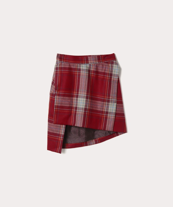 CASE TARTAN スカート