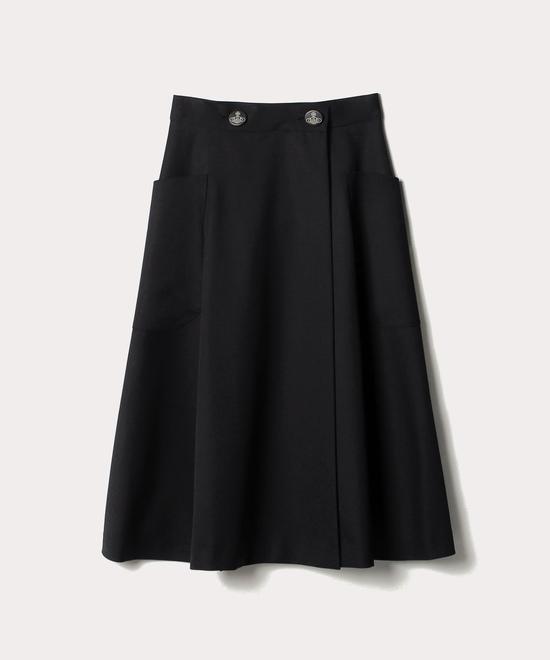 ギャバ ライディングスカート