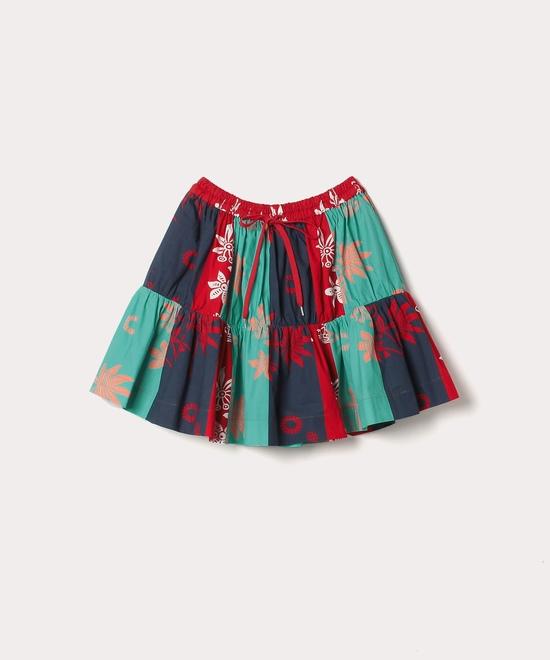 カプセルコレクション ギャザースカート