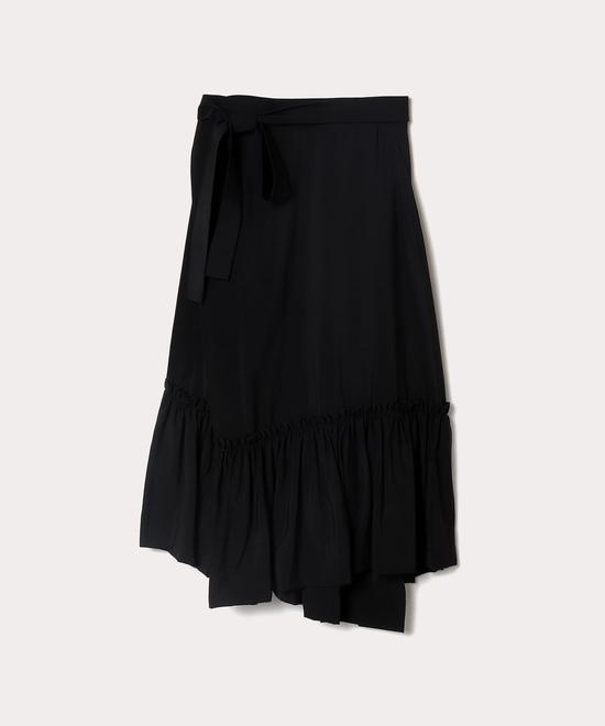 プレーンファブリック スージー スカート