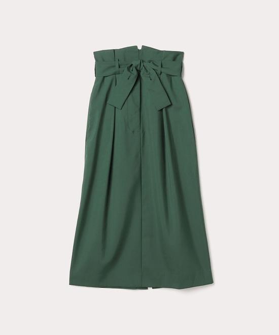 ペンシル 2WAY ロングスカート