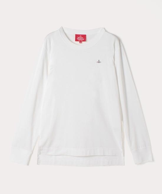 ワンポイントORB ボーイズ長袖Tシャツ