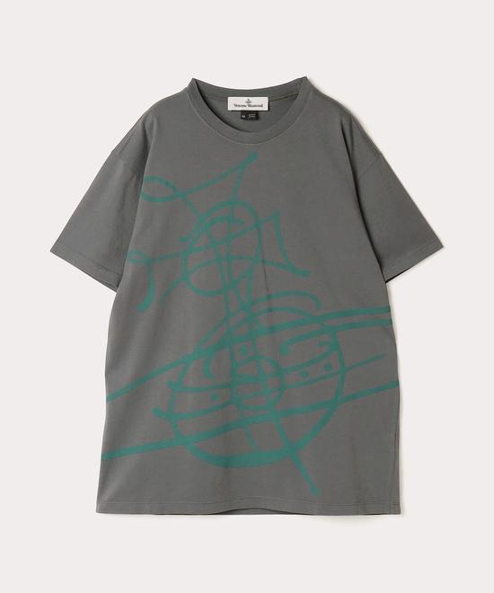GRAFFITI ORB CLASSIC Tシャツ