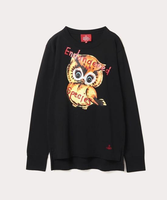 オンラインショップ限定 OWL 長袖Tシャツ
