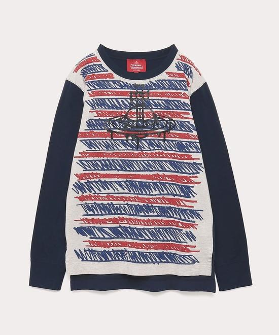 メルティORB ボーイズ長袖Tシャツ