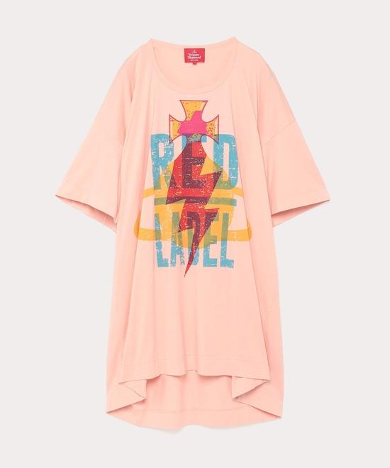 オンラインショップ限定カラー ライトニングORB ビッグTシャツワンピース