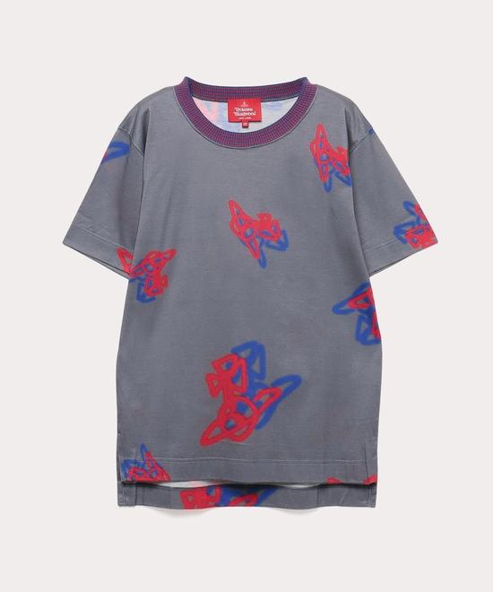 スプレーカンORB ボーイズTシャツ