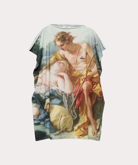 BOUCHER SQUARE Tシャツ