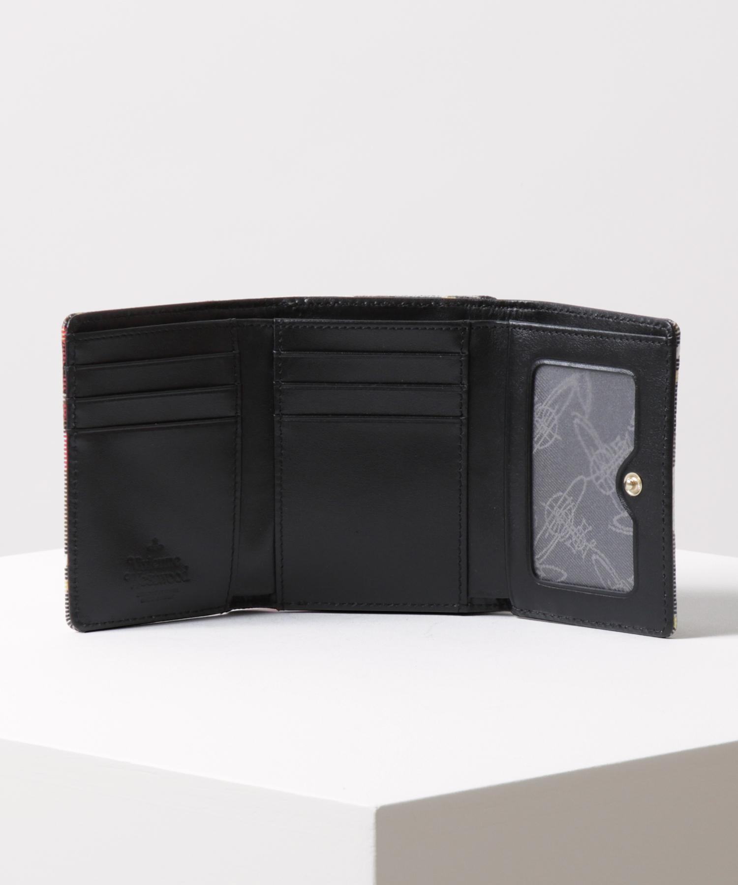DERBY 口金三つ折り財布