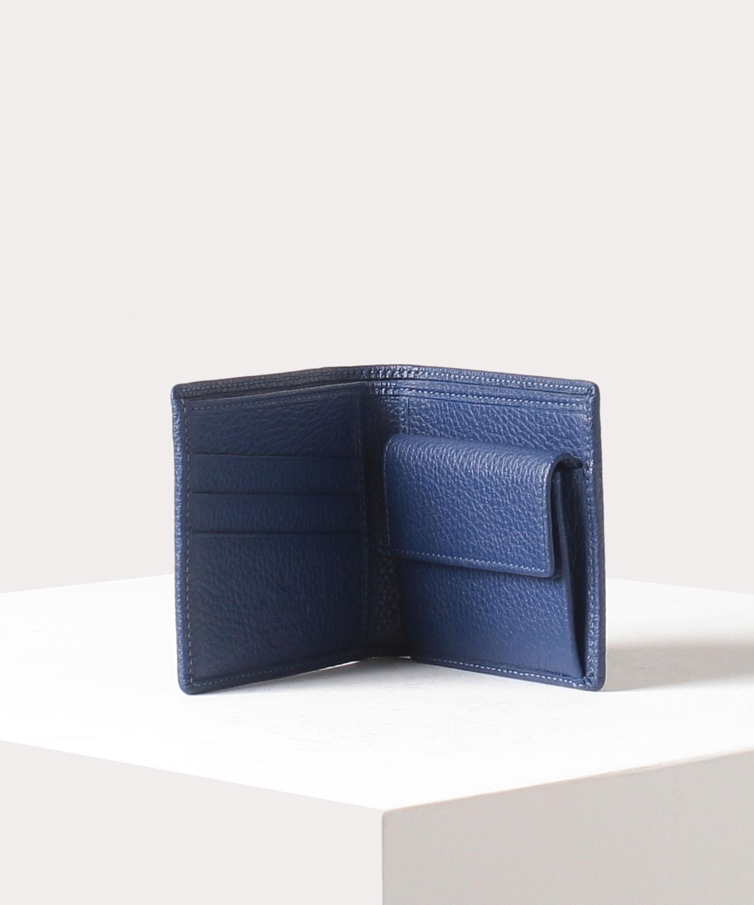 オンラインショップ限定 MILANO 二つ折り財布