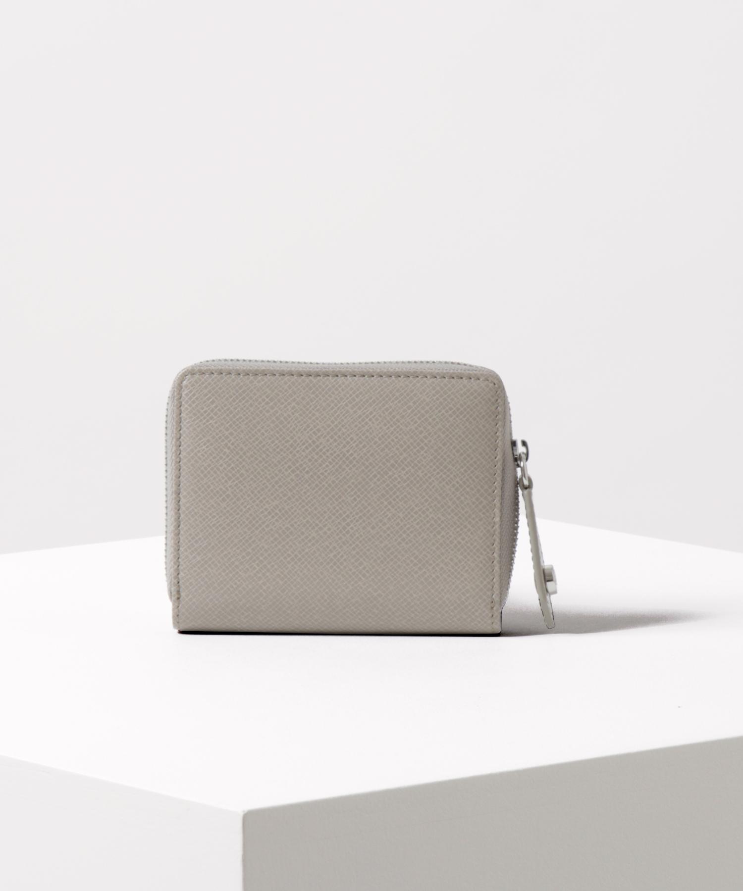 オンラインショップ限定カラー KENT ラウンドファスナーミニ財布