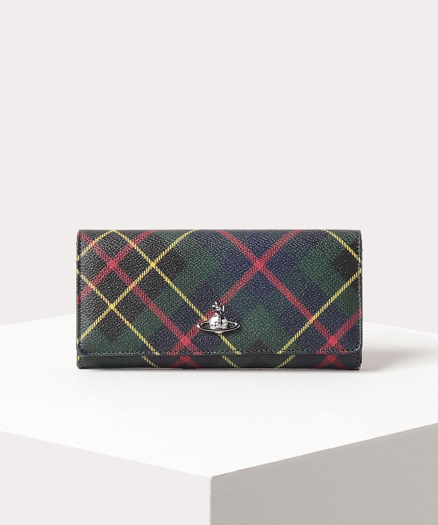 Vivienne Westwood(ヴィヴィアン・ウエストウッド)『DERBY 長財布(299702LW11)』