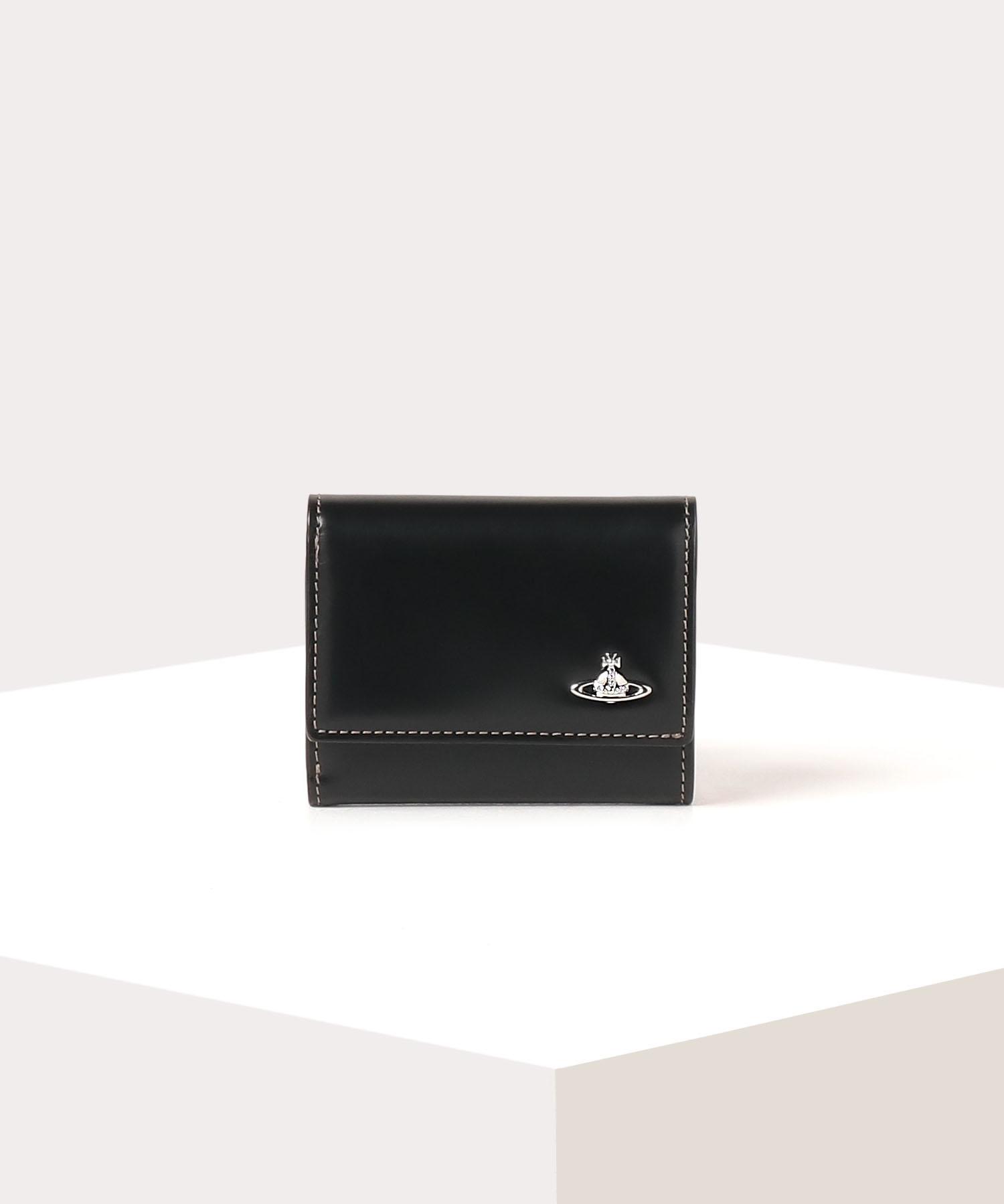 Vivienne Westwood(ヴィヴィアン・ウエストウッド)『トリニティORB 三つ折り財布(109110SW3023)』