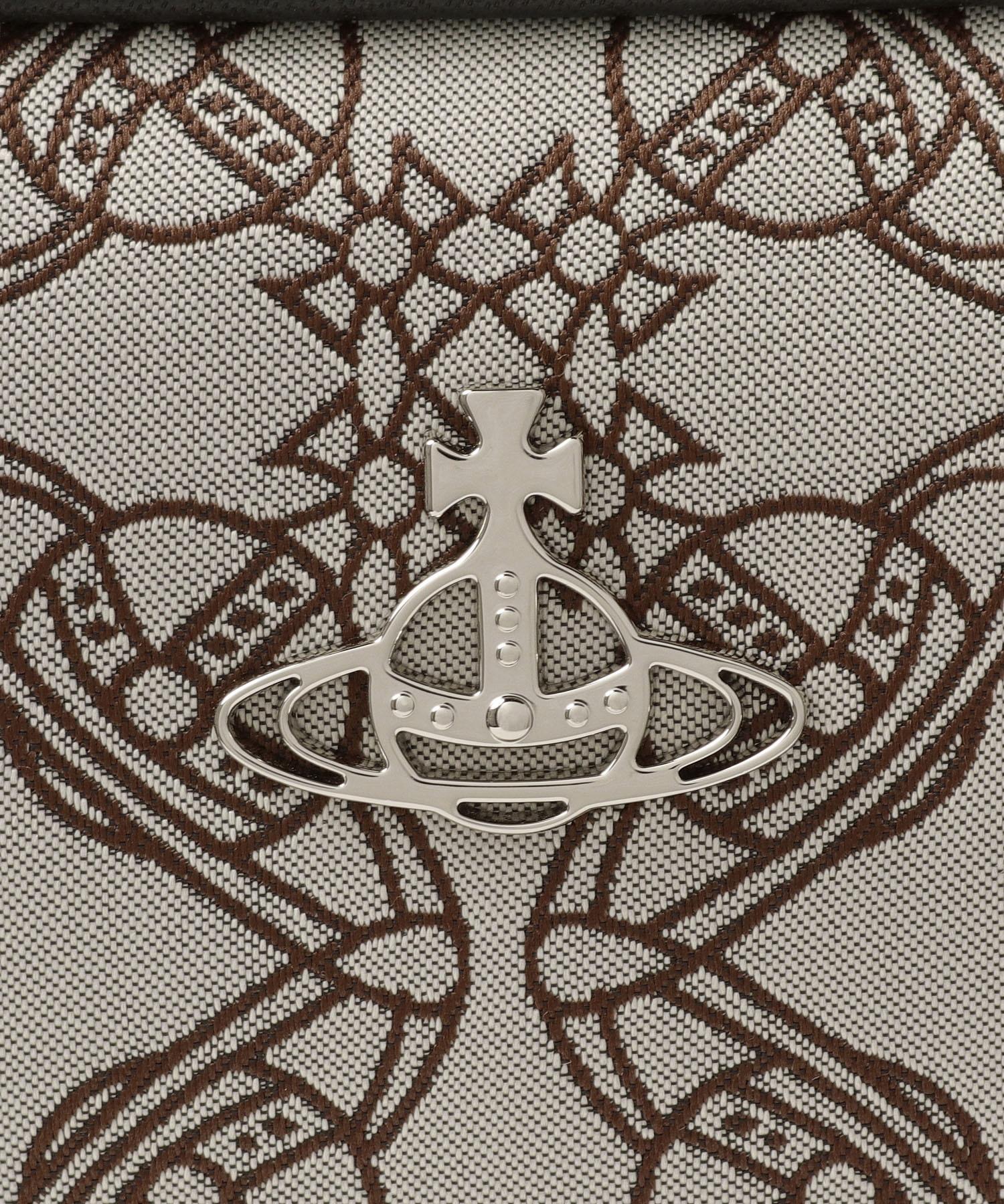 ORBMANIA メンズミニショルダーバッグ