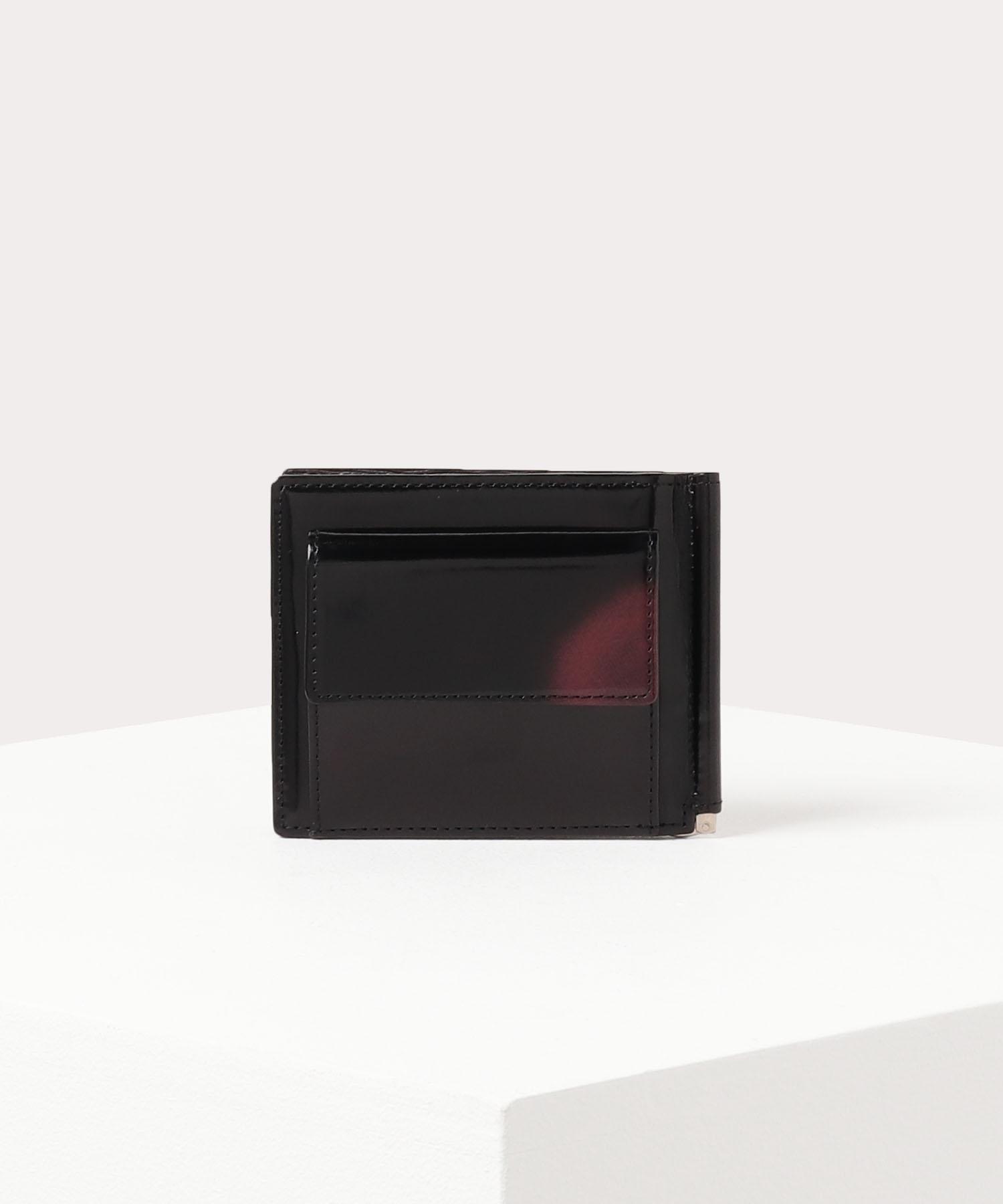ADVAN マネークリップ付財布