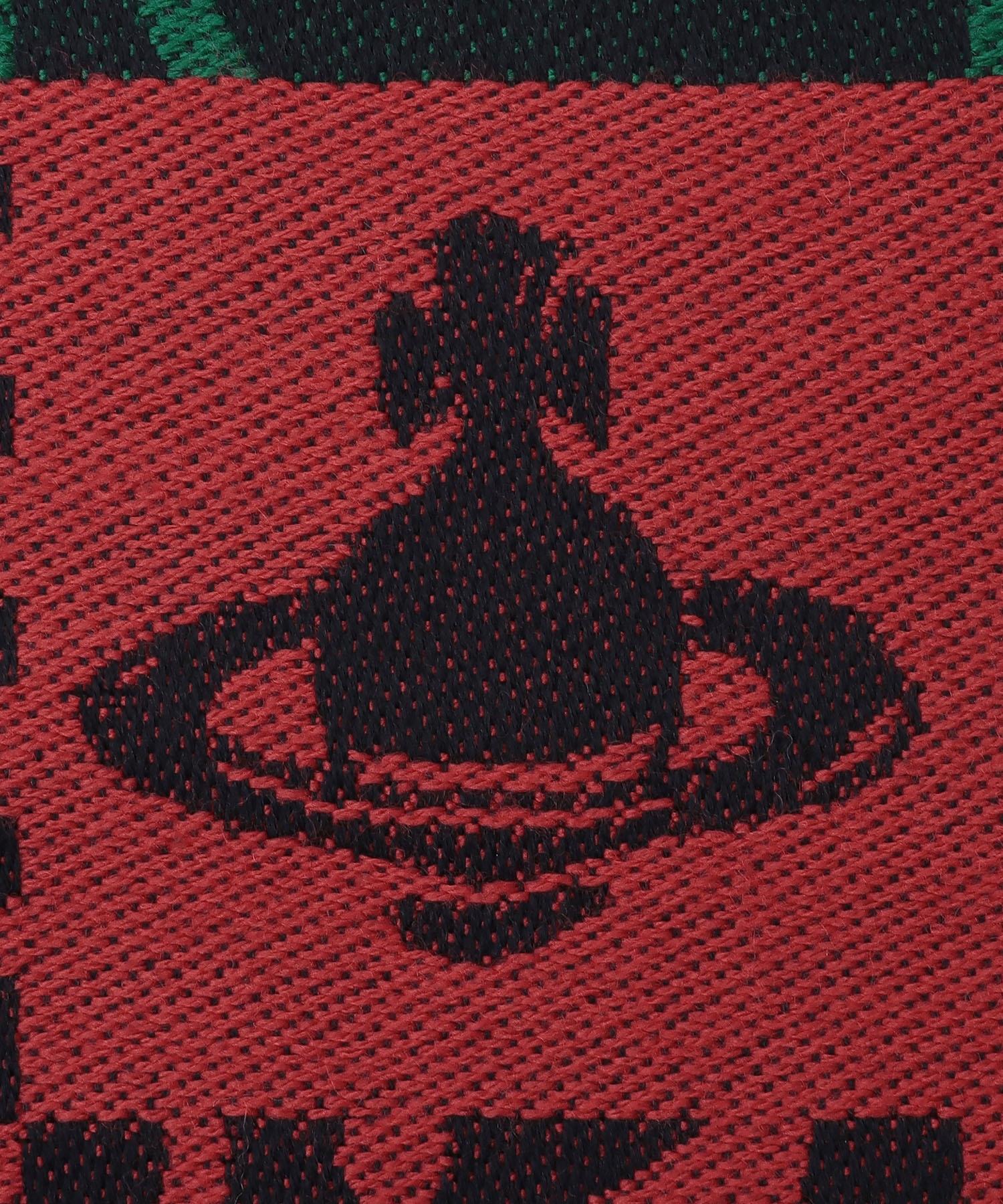BUFFALO ORB CHECK メンズマフラー