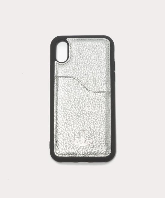 CALF LEATHER スマホケース 【iPhoneX/XS用】