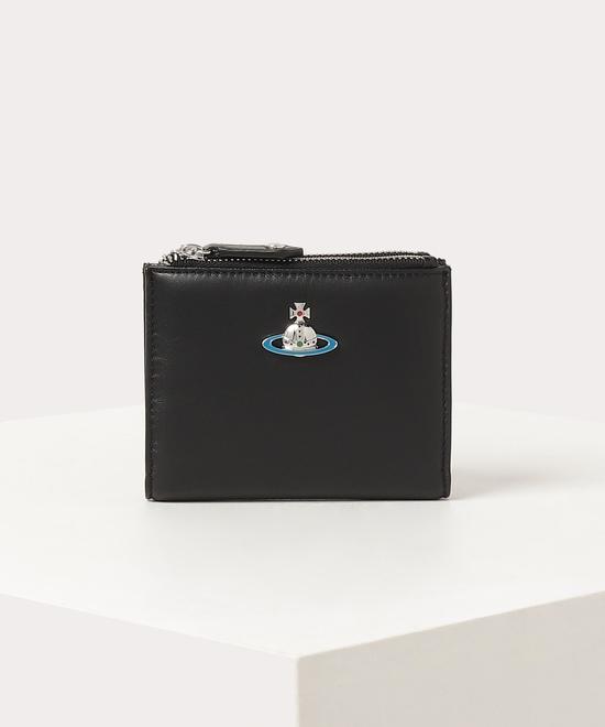 EMMA ダブルジップミニ財布