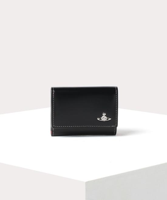 トリニティORB 三つ折り財布
