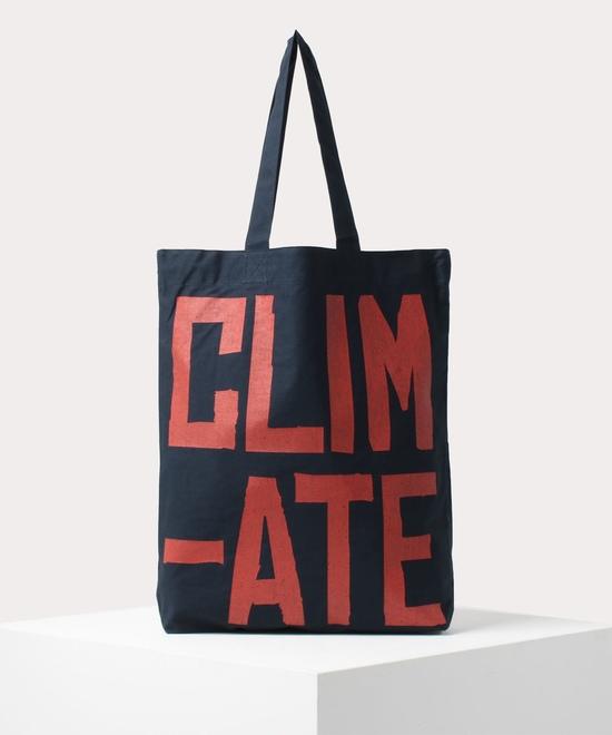 CLIMATE REVOLUTION メンズトートバッグ