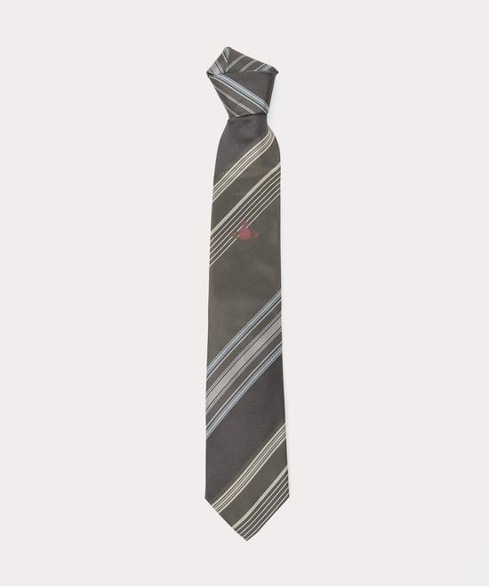 マルチカラーストライプ ネクタイ