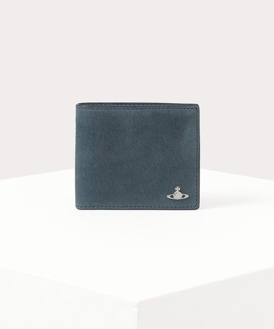 オンラインショップ限定 ハードプルアップ 二つ折り財布
