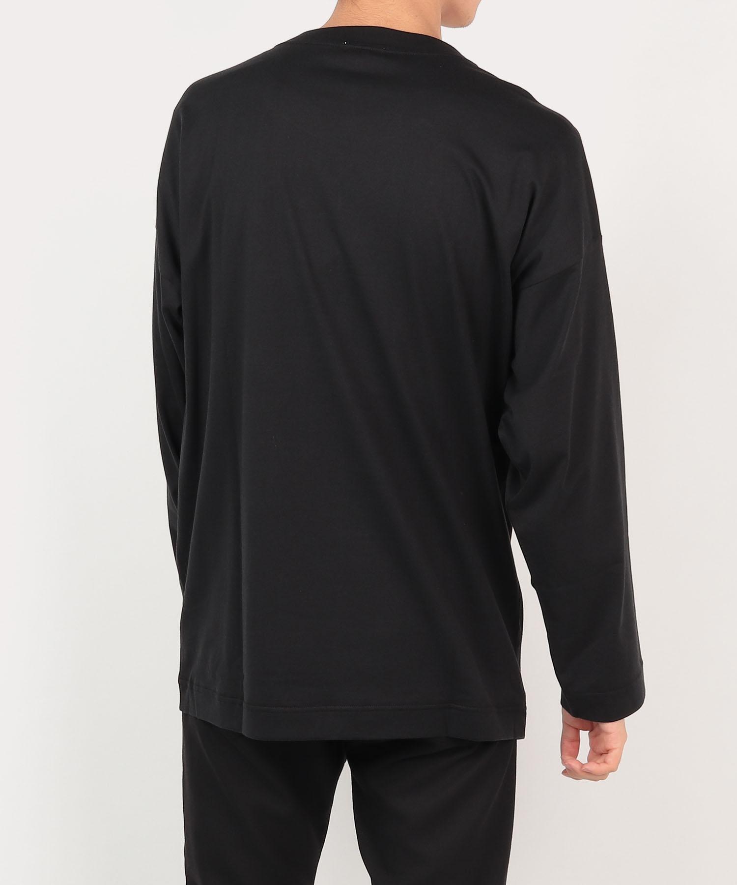 クリーピーベア トライアングル長袖Tシャツ