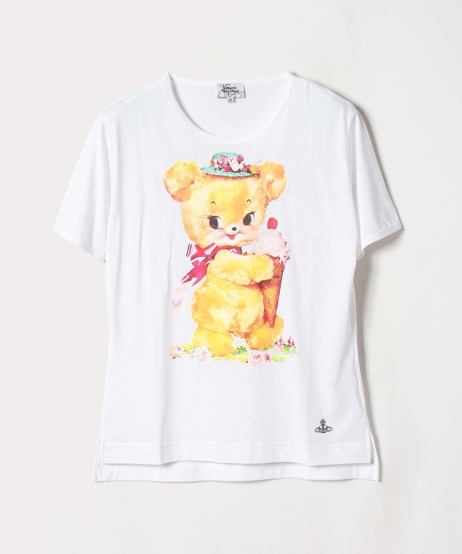 クリーピーベア 半袖Tシャツ