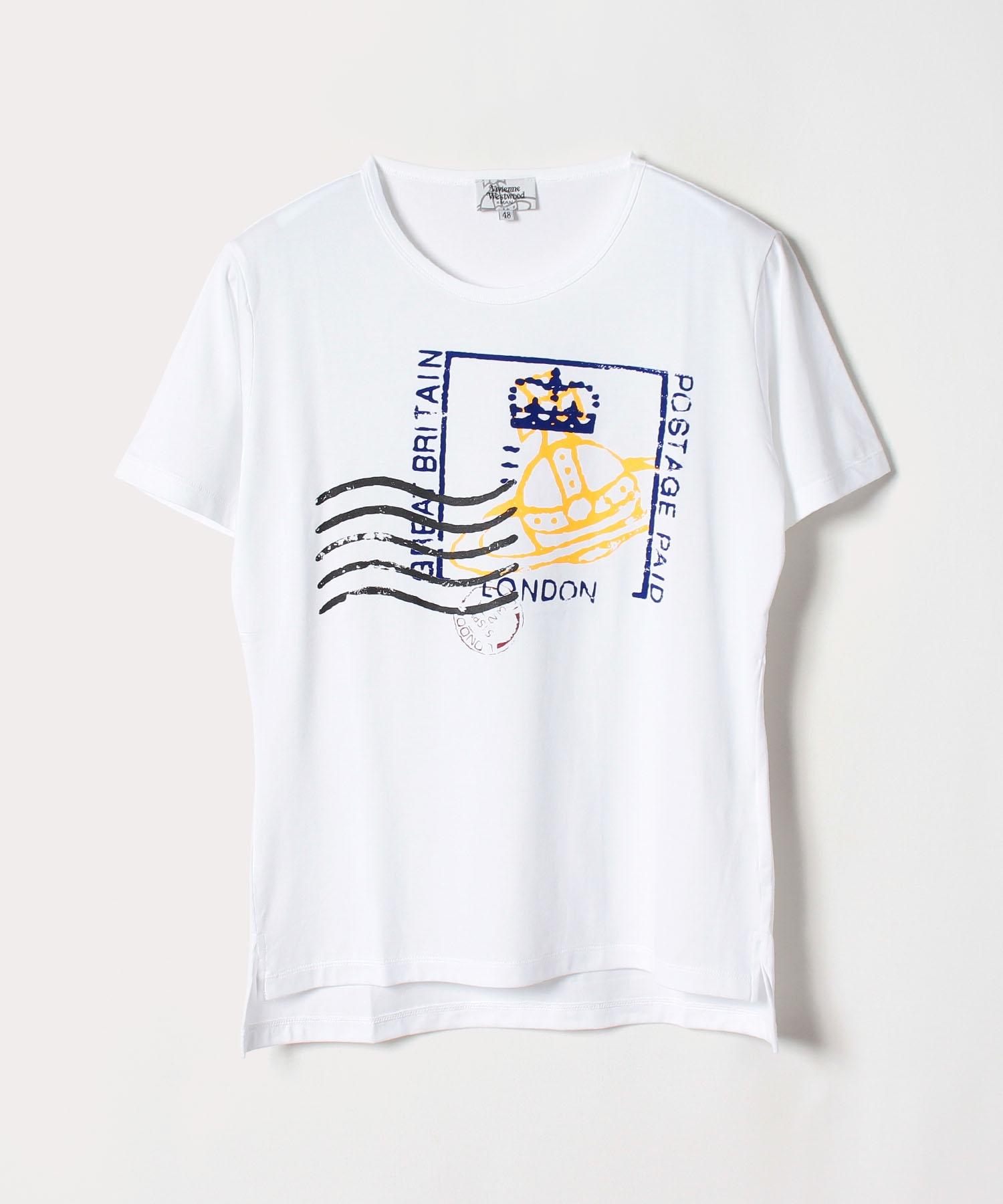 スタンプ 半袖Tシャツ
