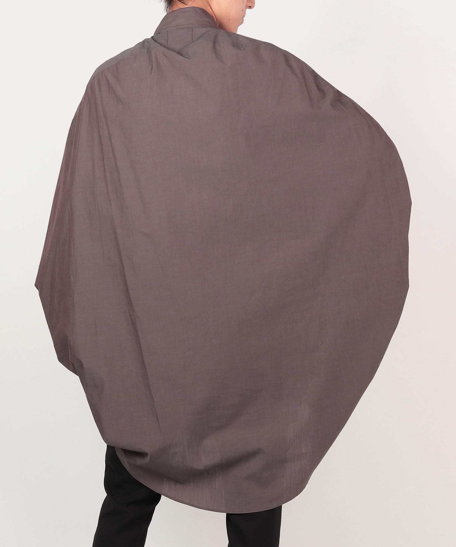 ダークトーン サークルシャツ