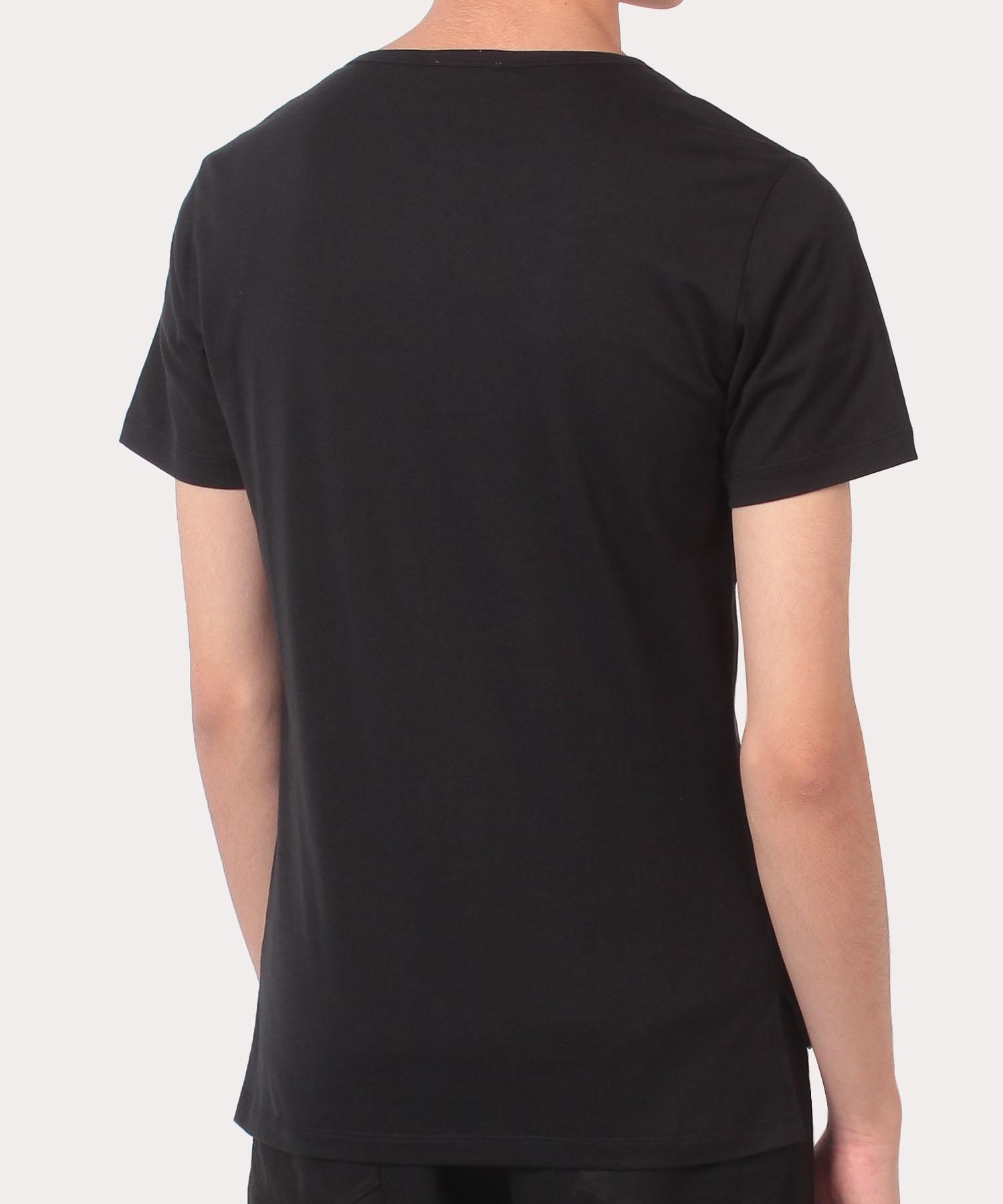 フローラルORB クラシック半袖Tシャツ