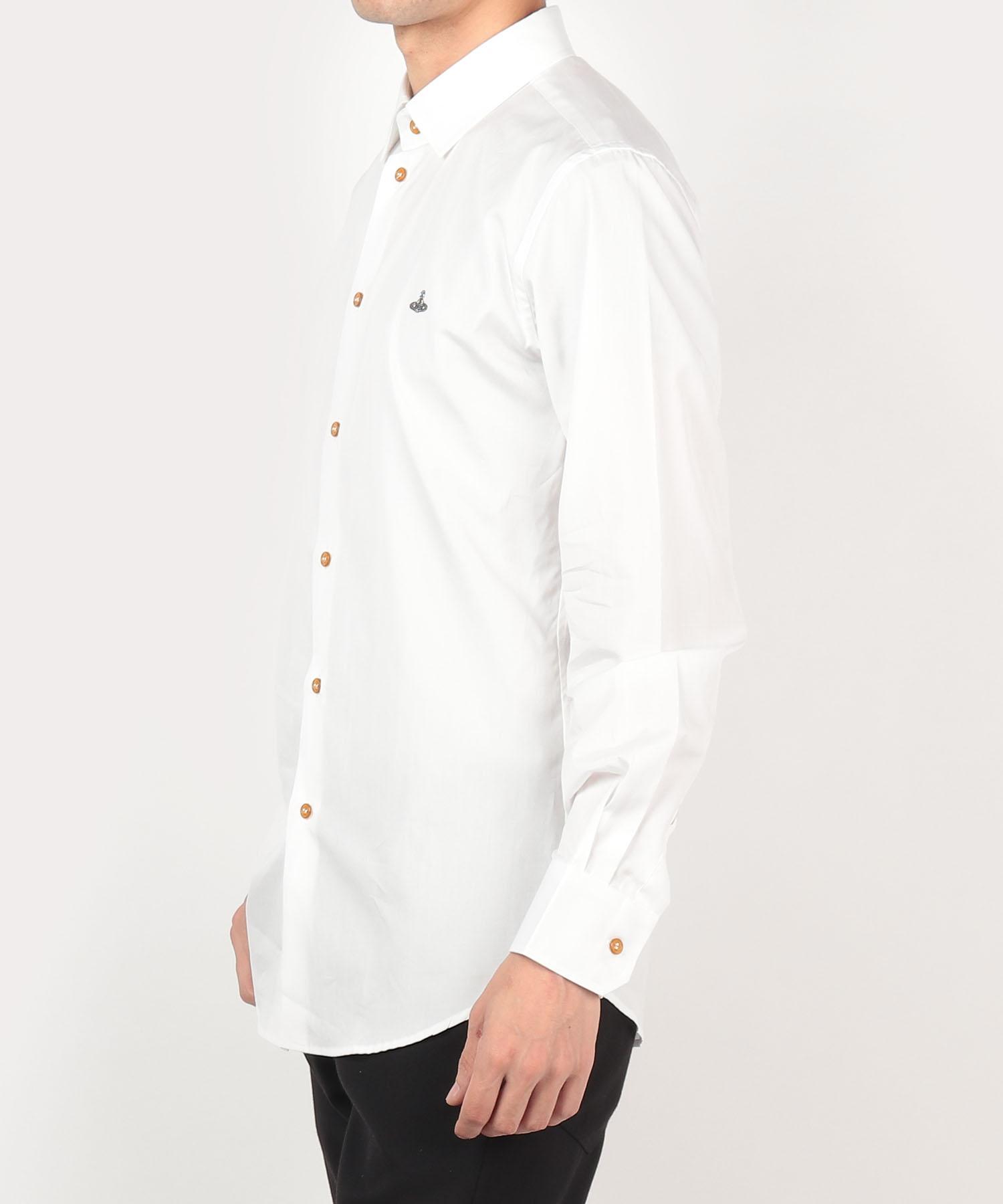 クラシック ポプリンシャツ