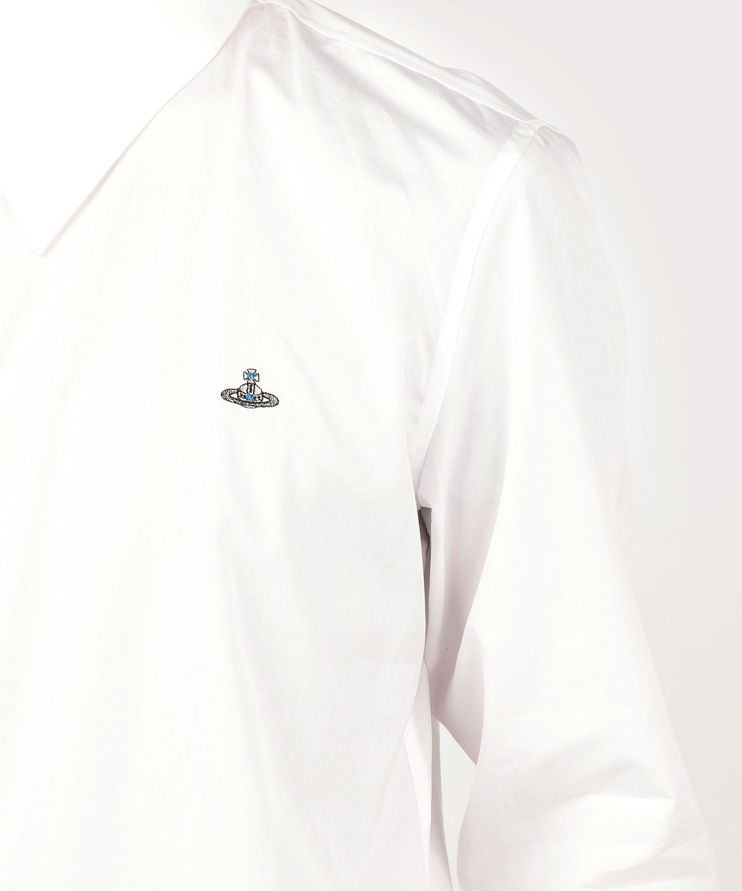オジークラーク ポプリンシャツ