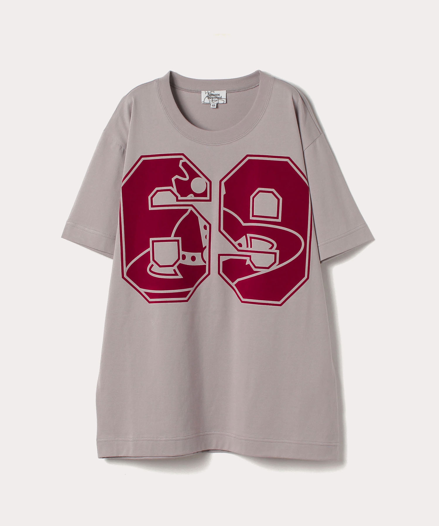 ORB 69 リラックス半袖Tシャツ