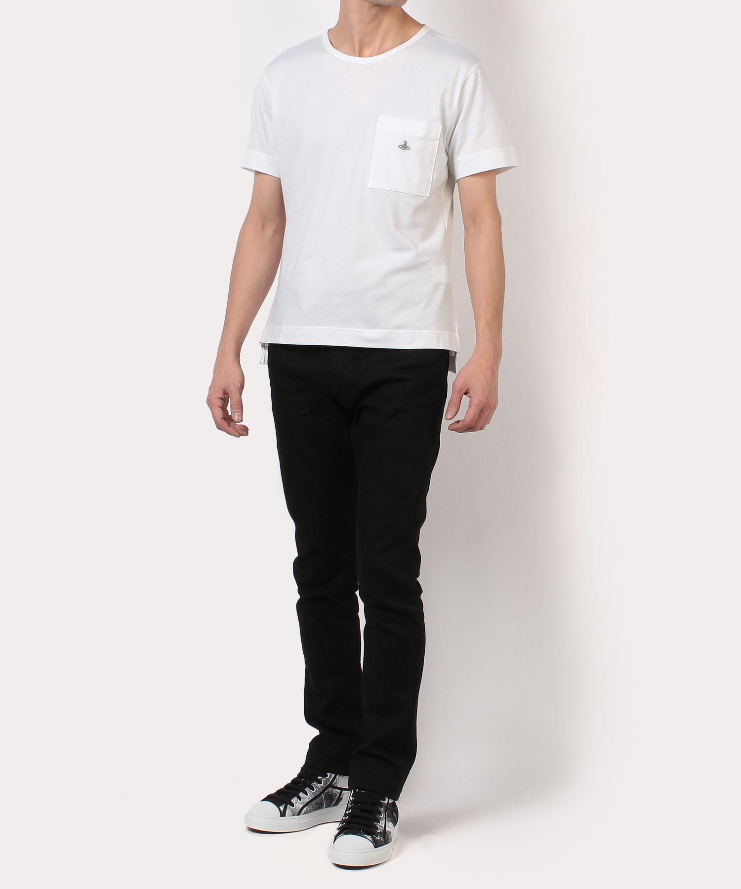 ベーシックポケット 半袖Tシャツ