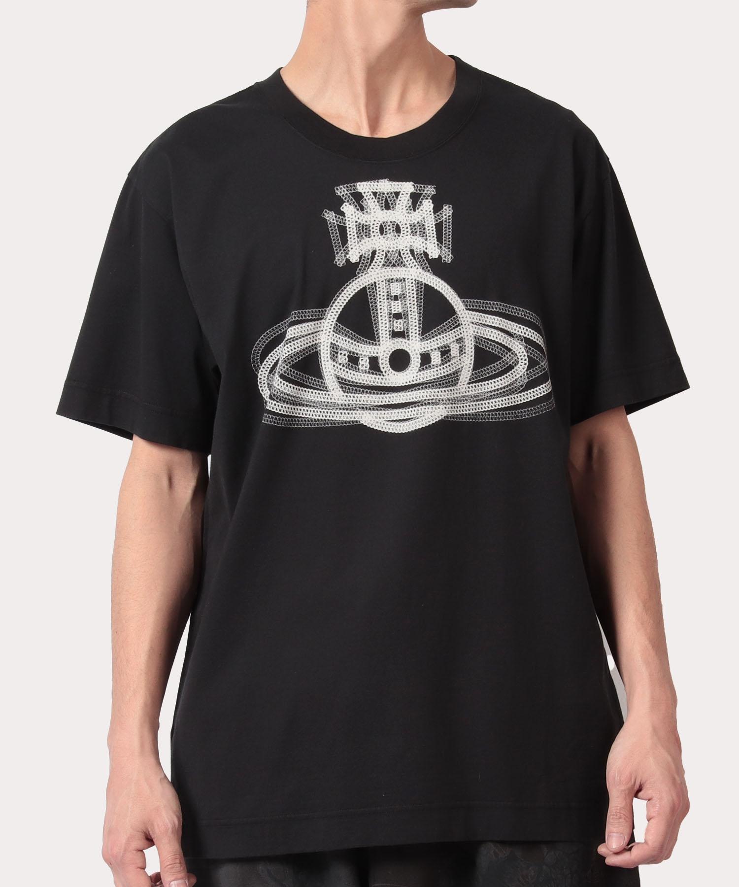 ラインORB リラックス半袖Tシャツ
