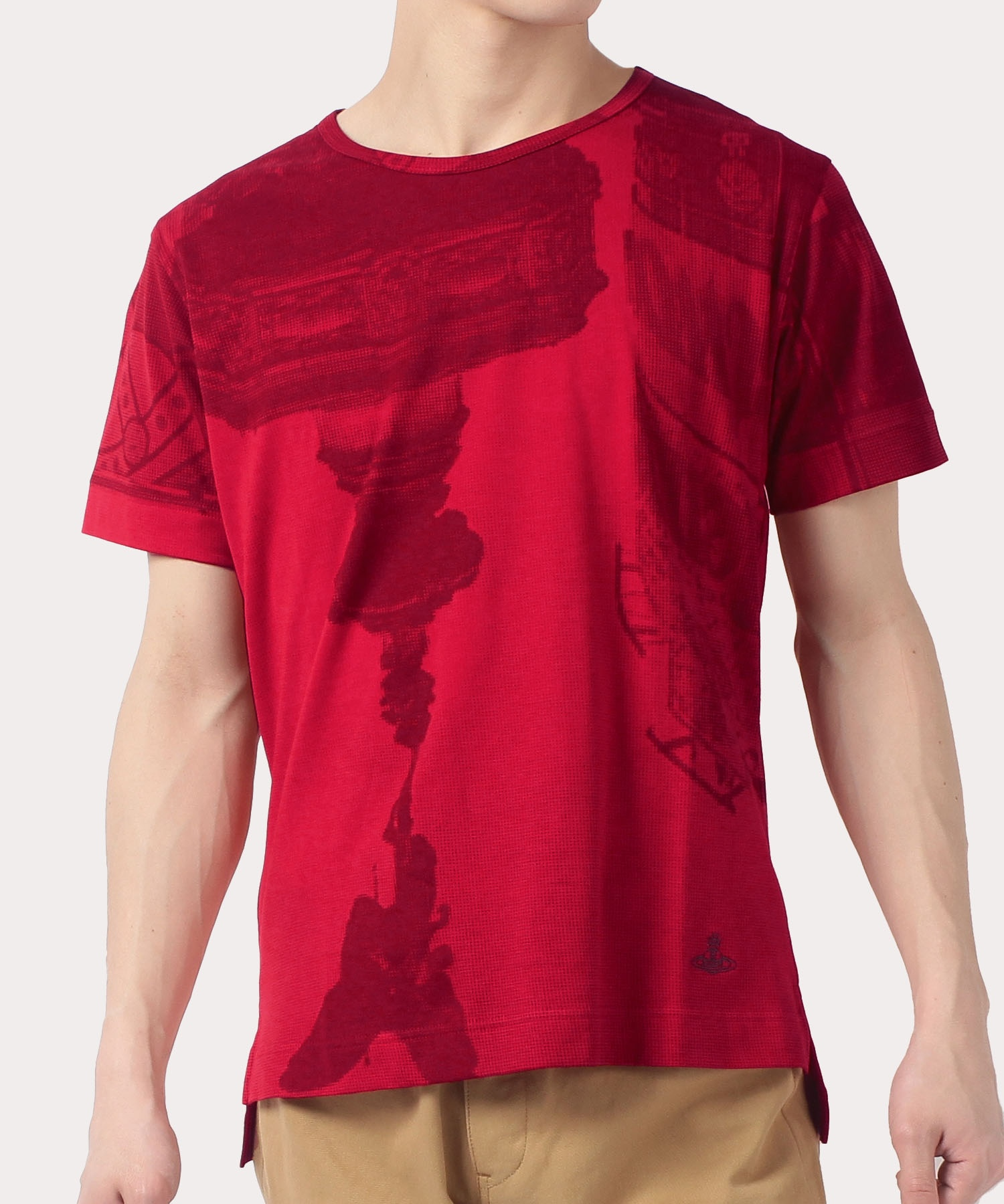 ピカデリープリント NEWクラシック半袖Tシャツ