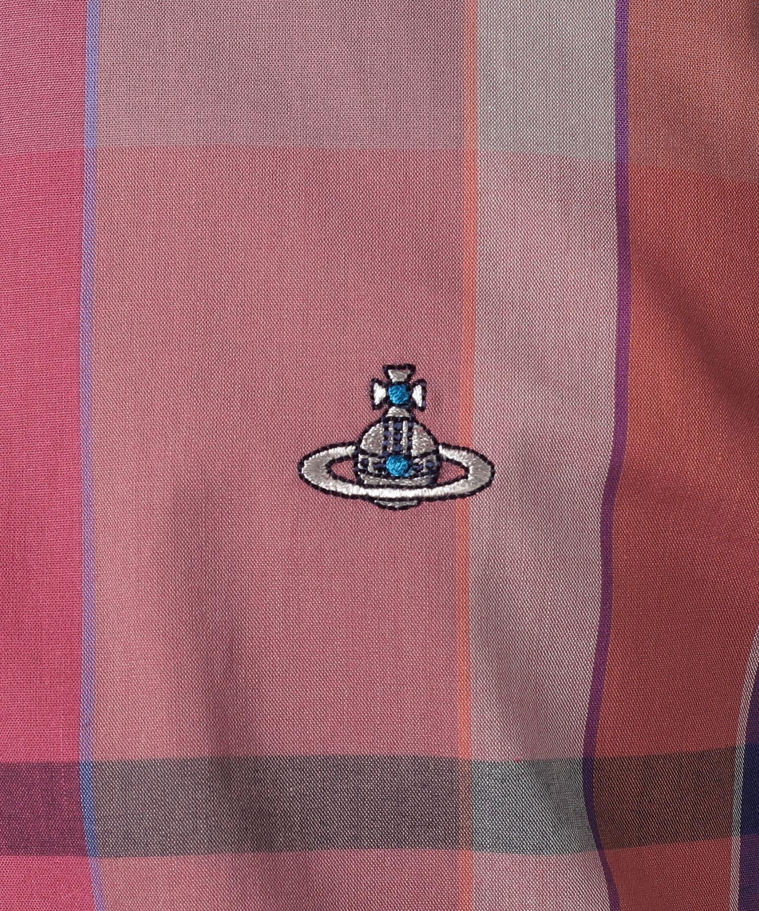 マドラスチェック NEWクラシックシャツ