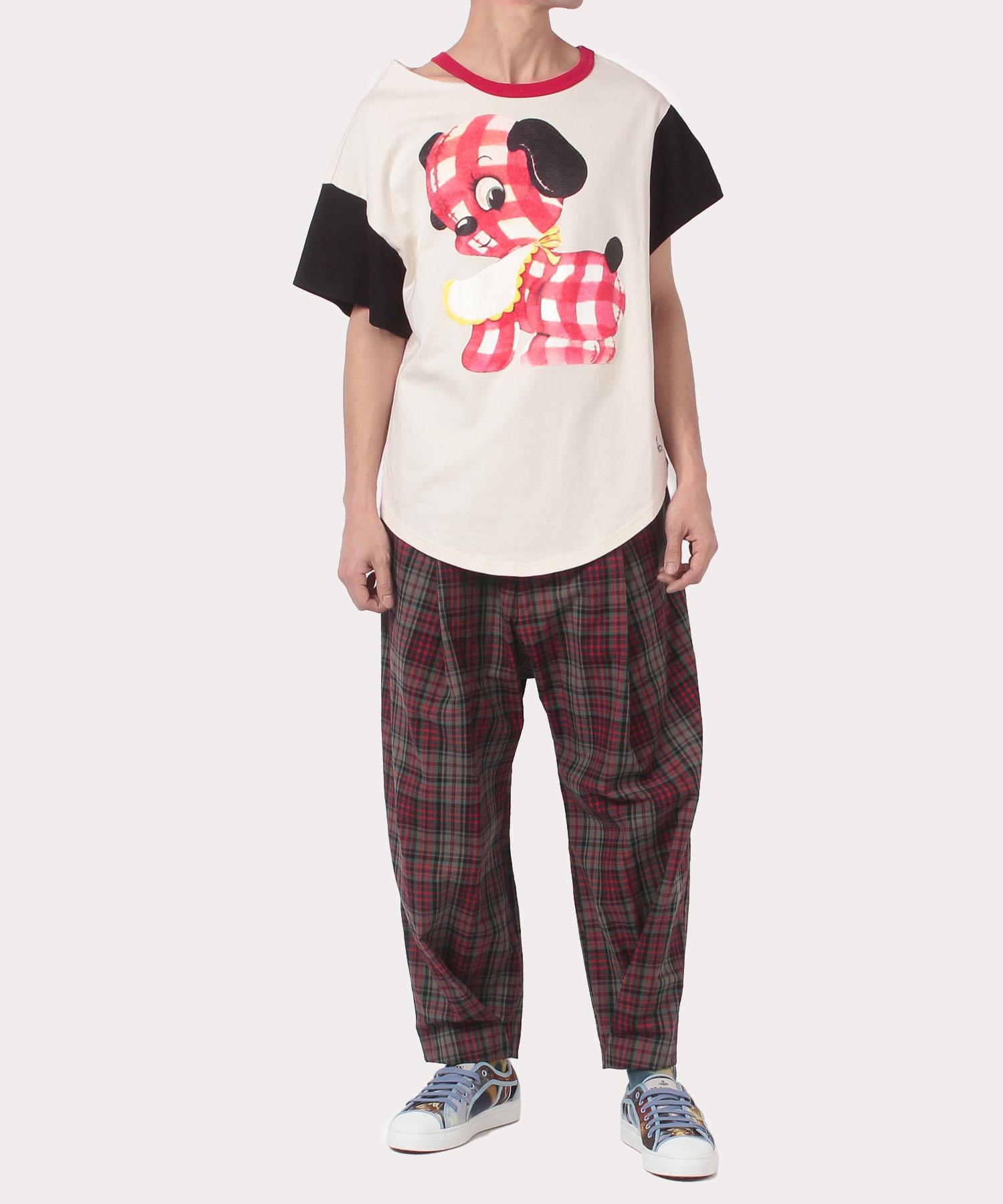 ギンガムパピー ヘル 半袖Tシャツ